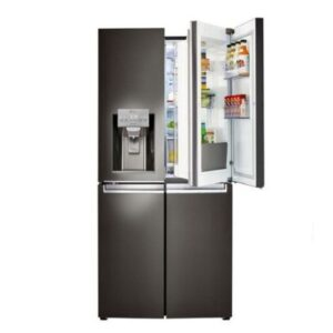 LG 30 cu.ft. Smart wi-fi Enabled Door-in-Door® Refrigerator (LNXS30866D)