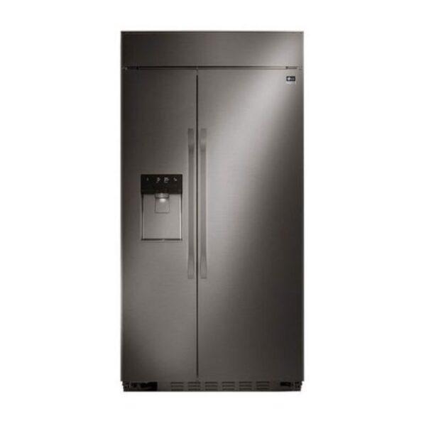 LG STUDIO 26 cu. ft. Side-by-Side Refrigerator (LSSB2696BD)