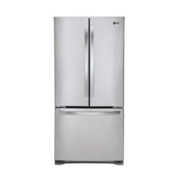 LG Ultra-Large Capacity 3-Door French Door Refrigerator with Smart Cooling (LFC25765ST)