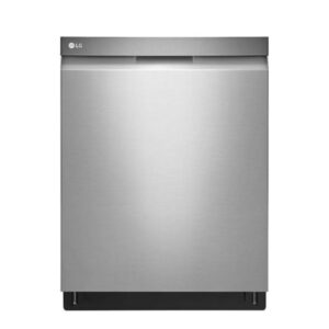 LG Smudge Resistant Top Control Dishwasher with QuadWash®, WiFi Connectivity and 3rd Rack (LDP6797SS)
