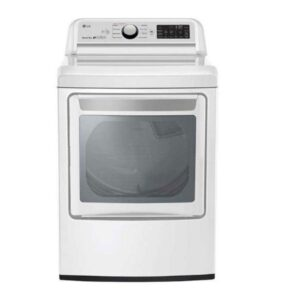 LG 7.3 cu.ft Electric Dryer with TurboSteam® (DLEX7250W)