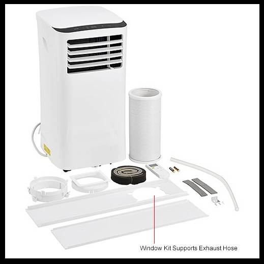 KOOLKING 10,000 Btu Portable Air Conditioner